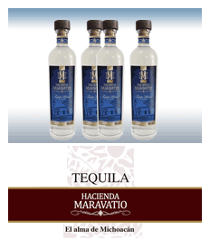 Haciende Maravatio Tequila