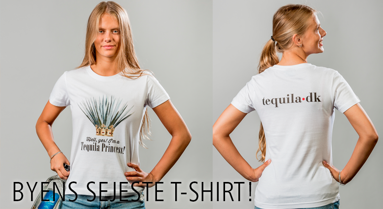 Tequila Princess T-shirt